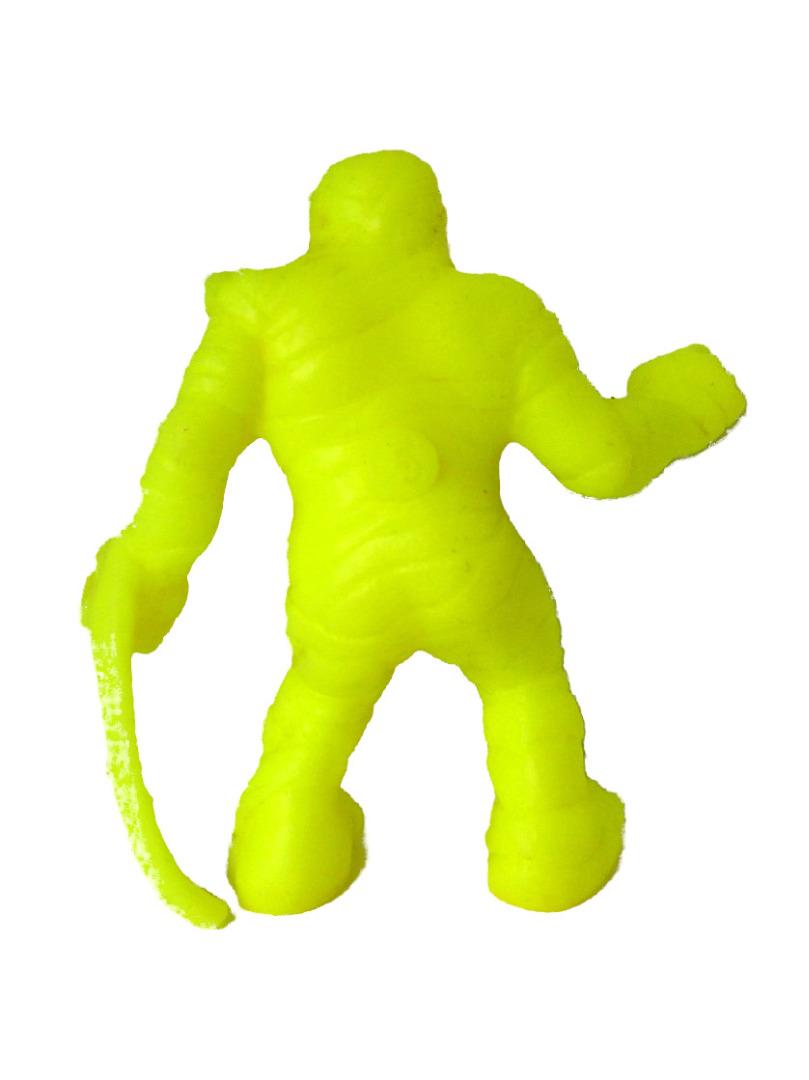 Mummy neon gelb 2
