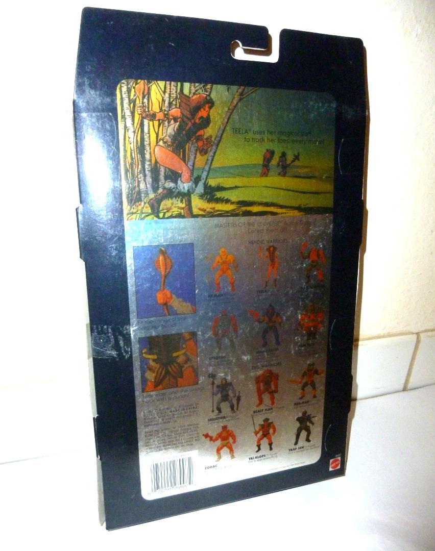 Teela Commemorative Series Umverpackung 2