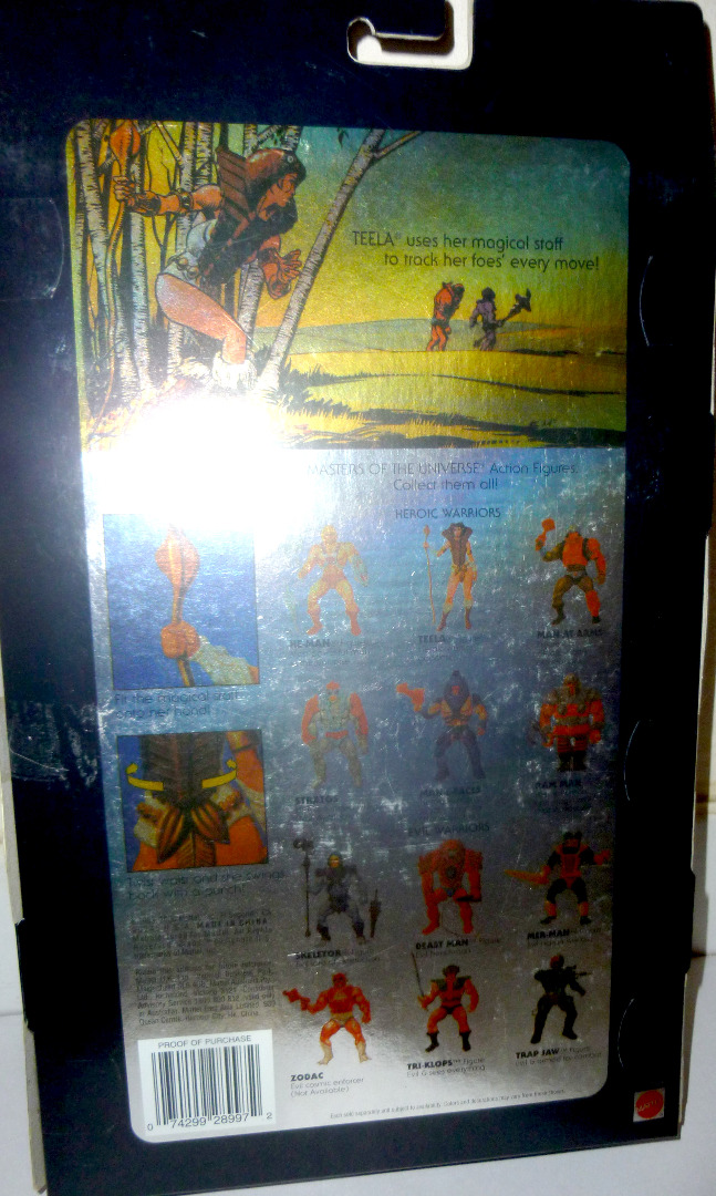 Teela Commemorative Series Umverpackung 3