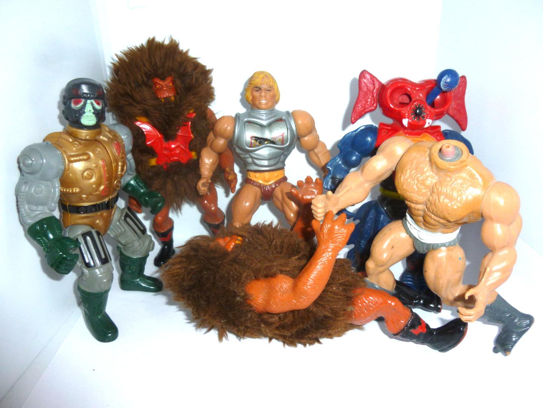 Blast-Attak Grizzlor Battle Armor He-Man Zodac