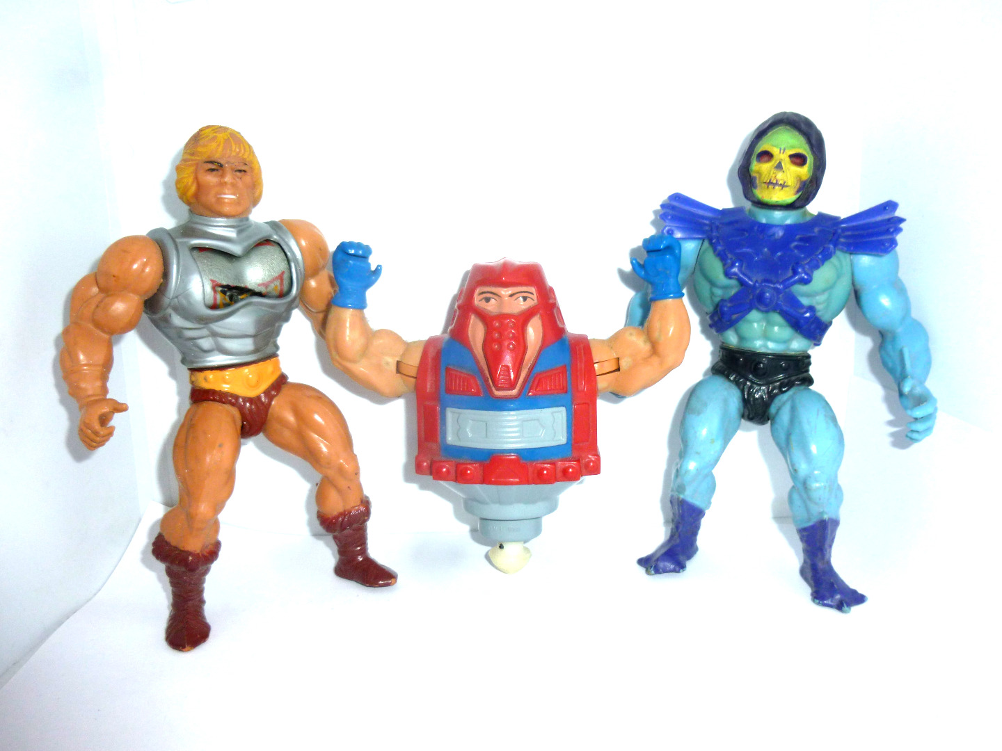 Battle Armor He-Man - Rotar -