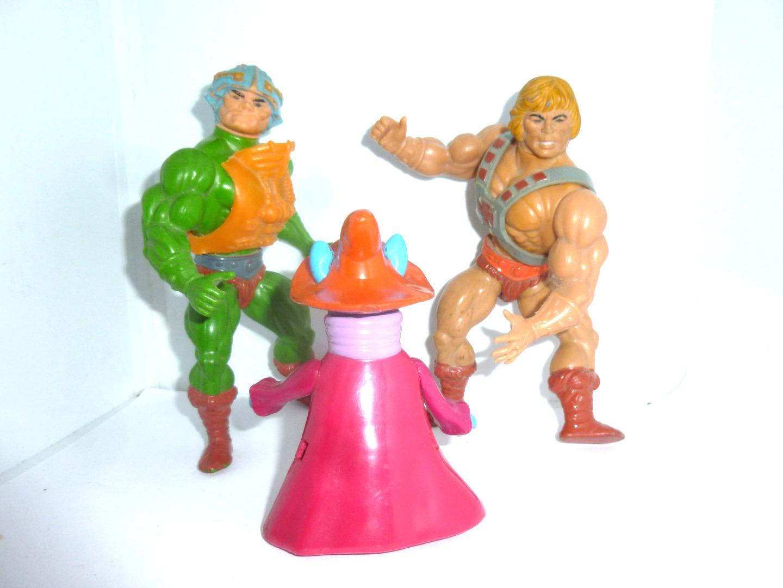 Man-At-Arms - He-Man - Orko