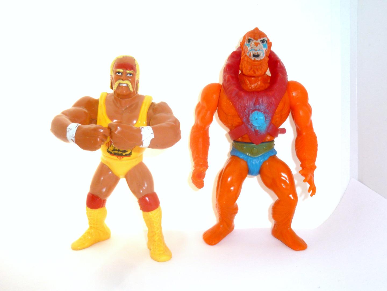 Hulk Hogan vs Beast Man