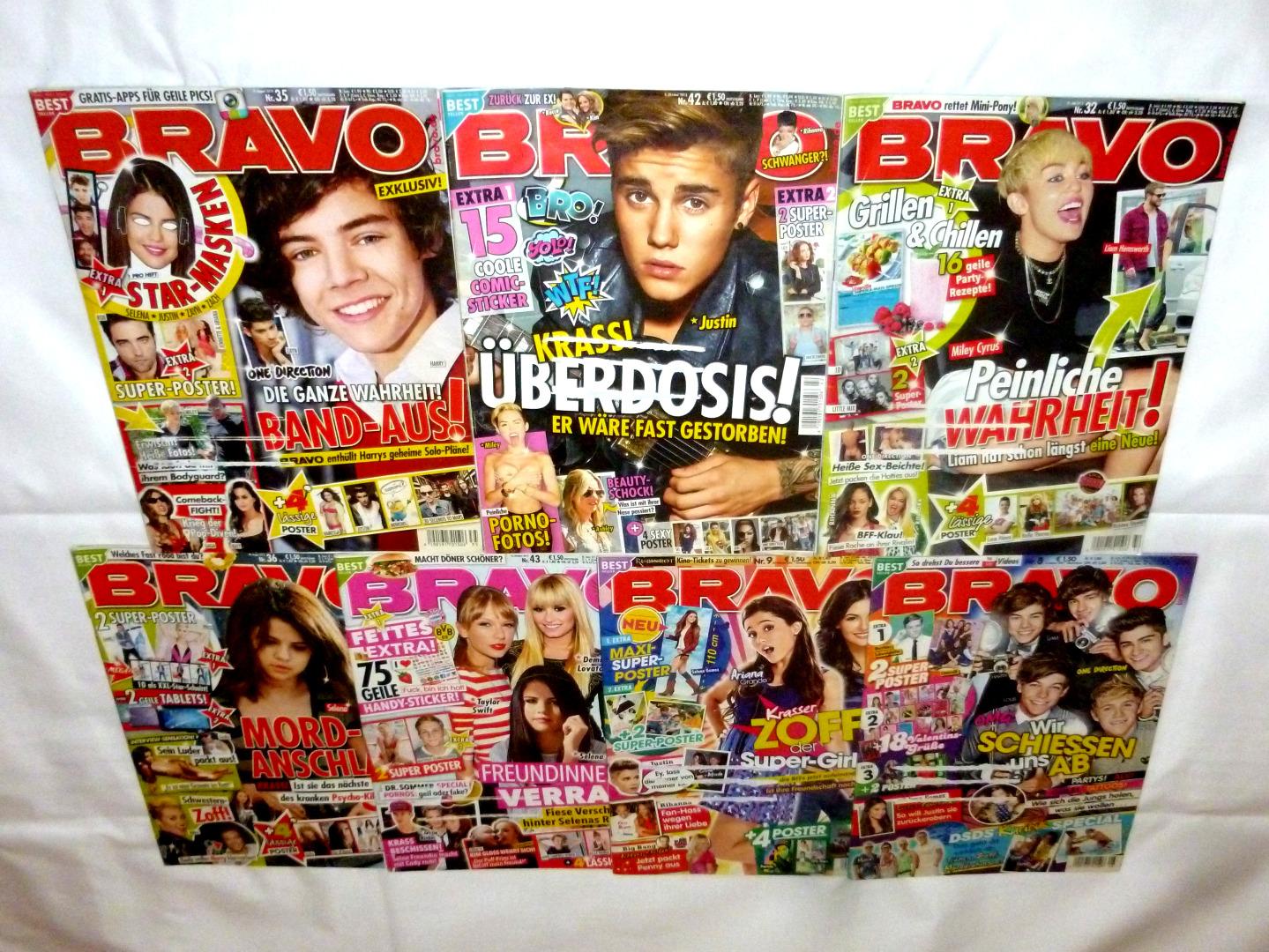 Hefte / Magazine von 2013