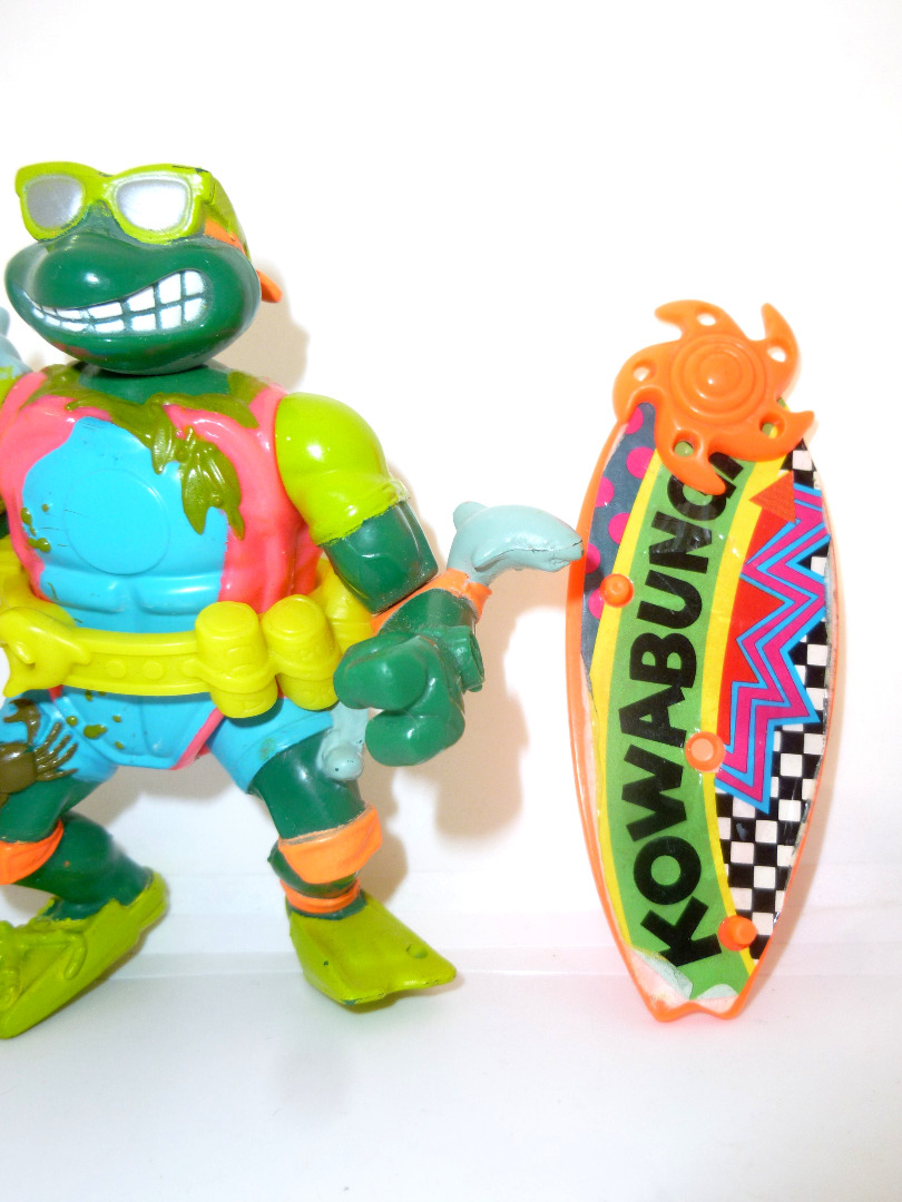 Mike the Sewer Surfer 4