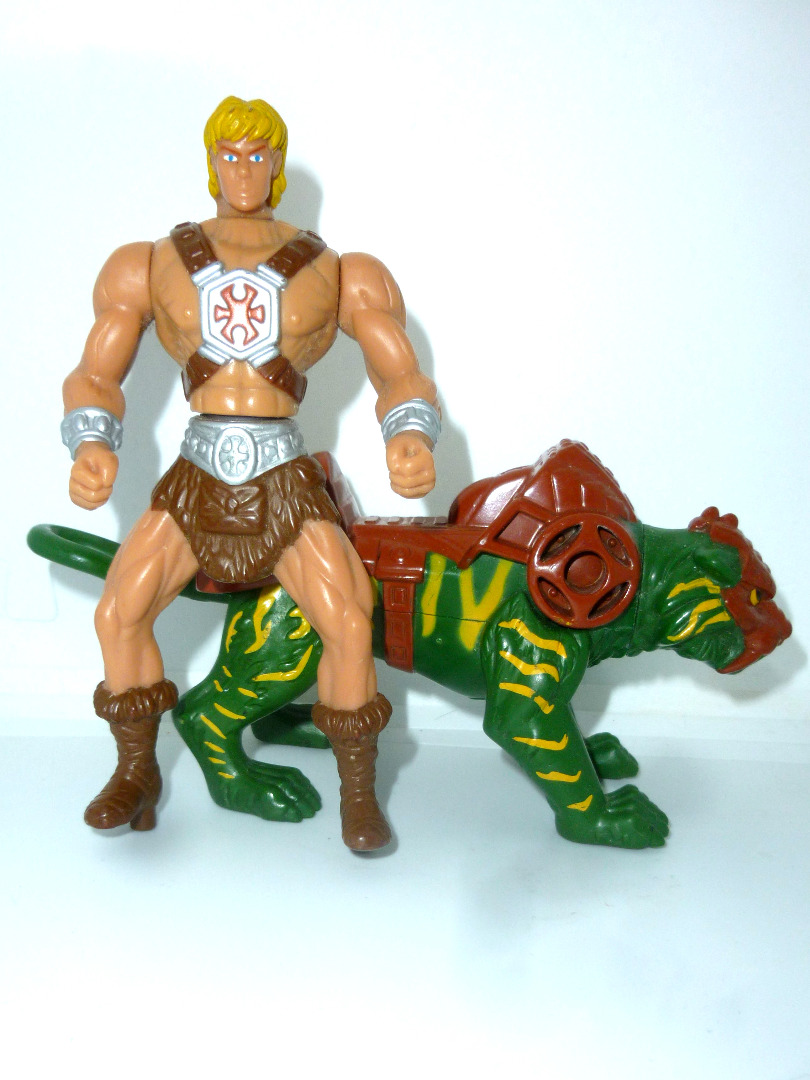 Burger King He-Man & Battle Cat