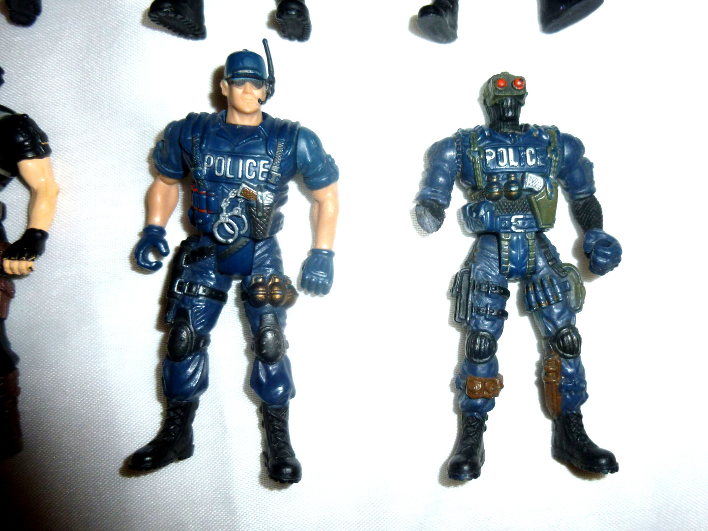 Police Force Actionfiguren 2