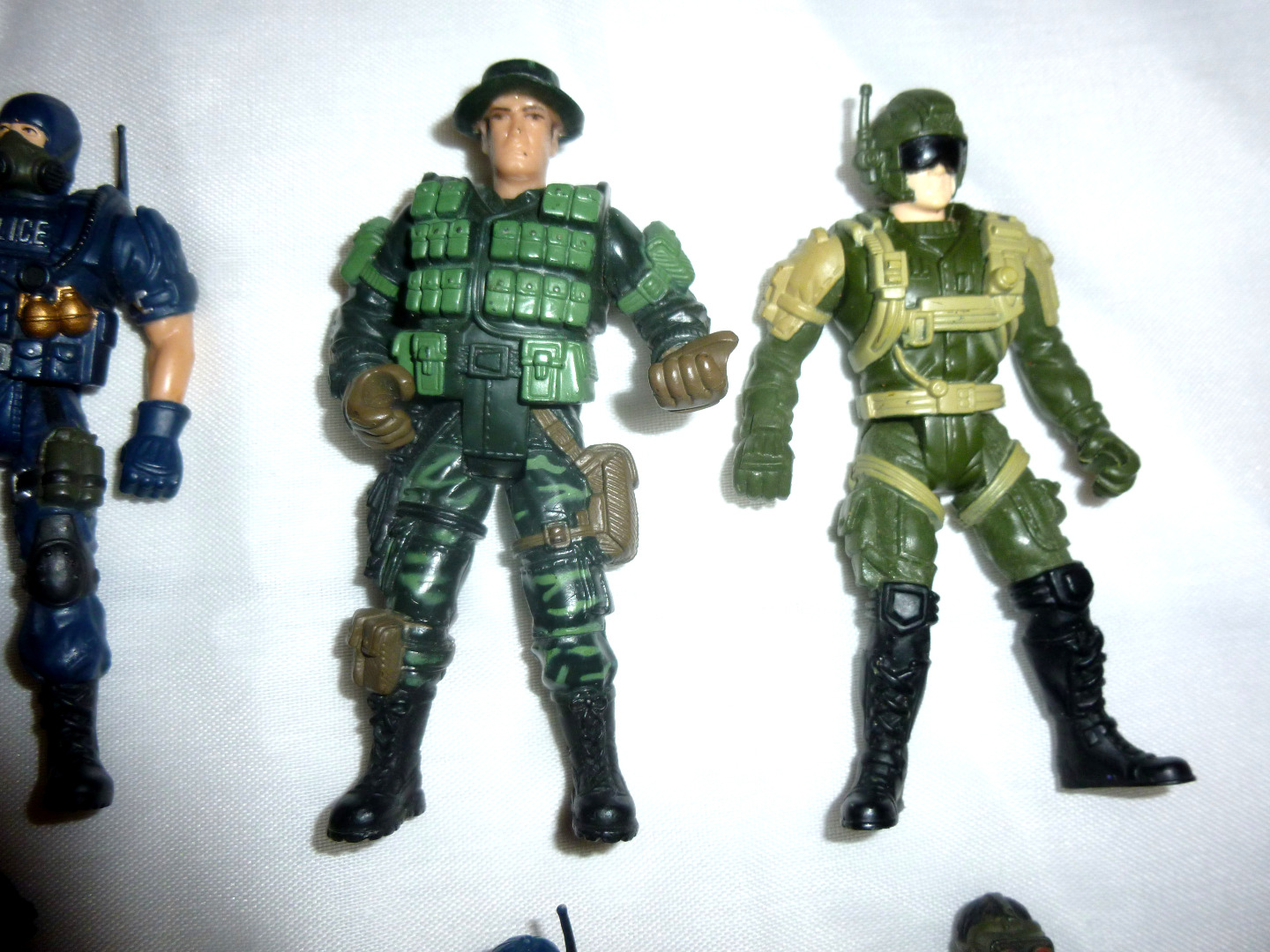 Police Force Actionfiguren 5