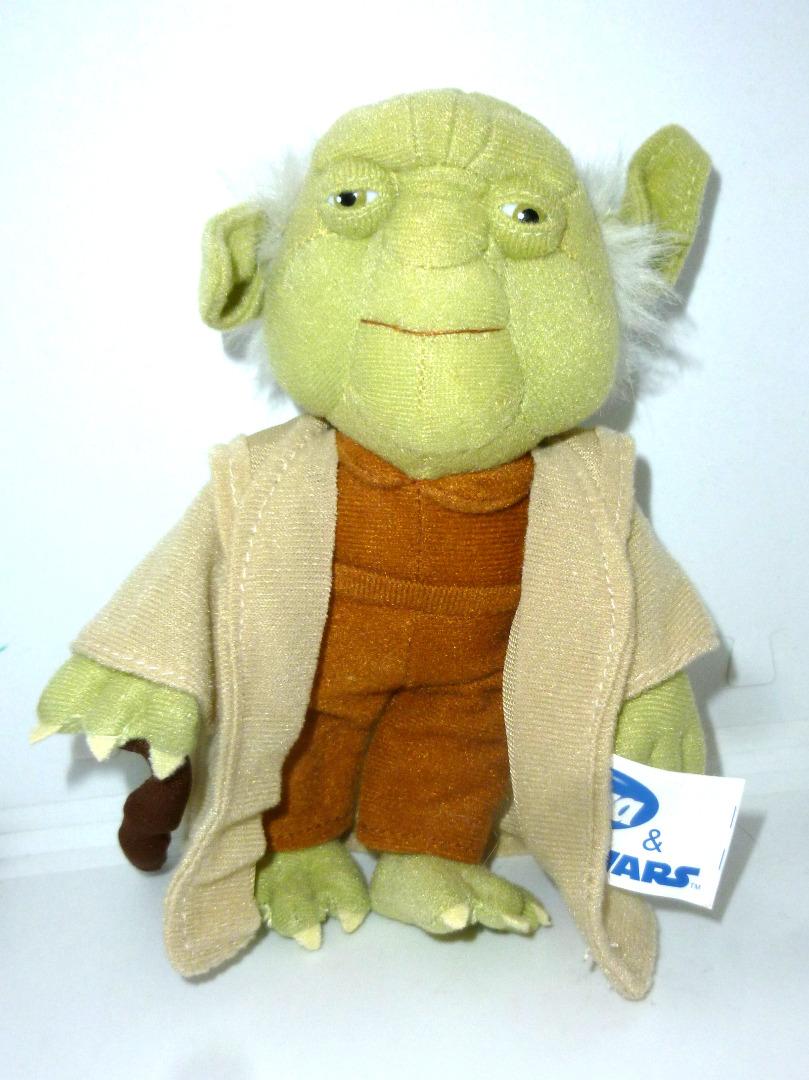 Yoda Plüschfigur