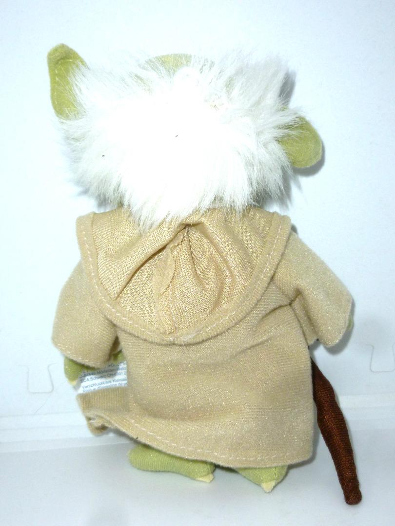 Yoda Plüschfigur 2