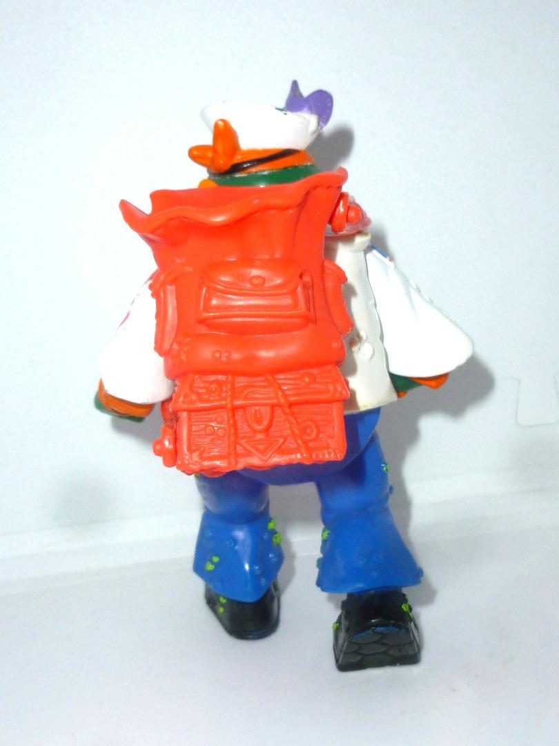Midshipman Mike / Michelangelo 4