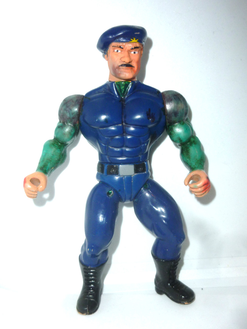 MOTU Knock-Off Actionfigur - Madison LTD