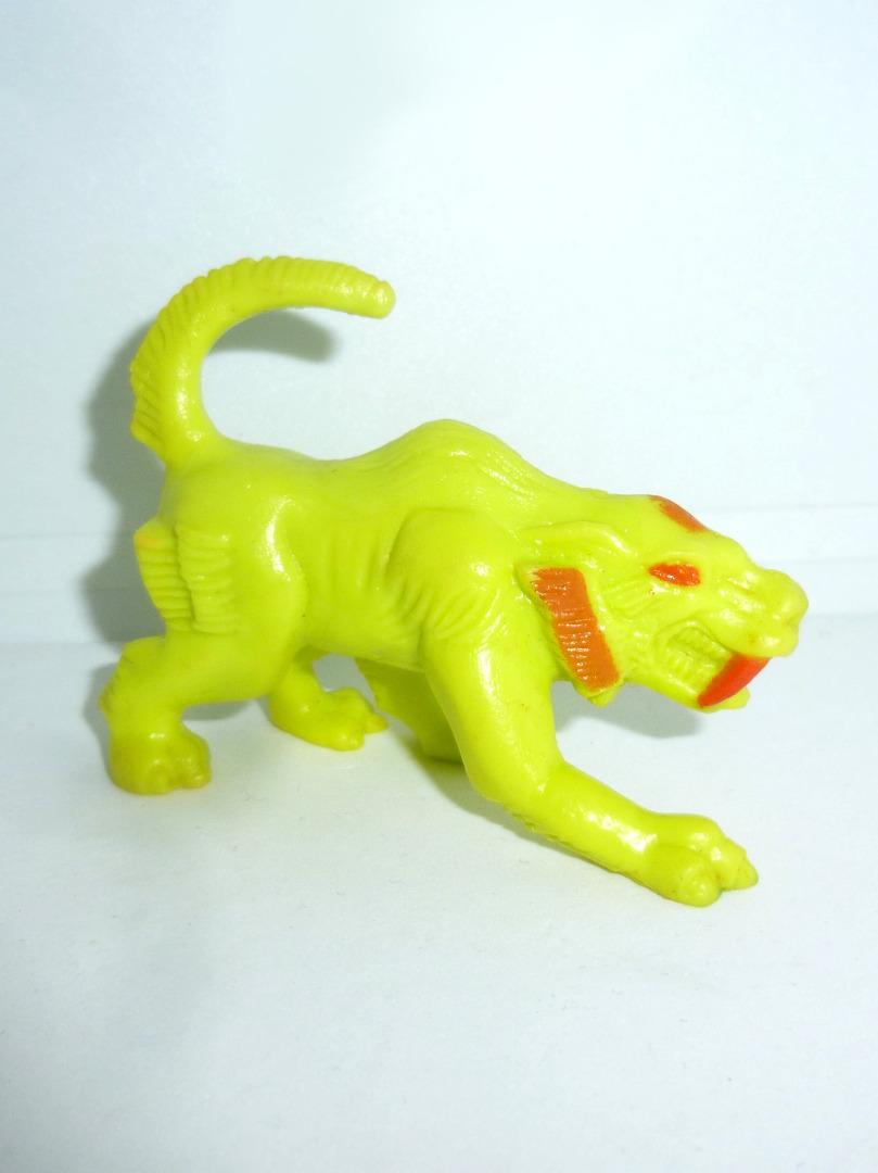 Sabre-Tooth Tiger gelbgrün Nr 157