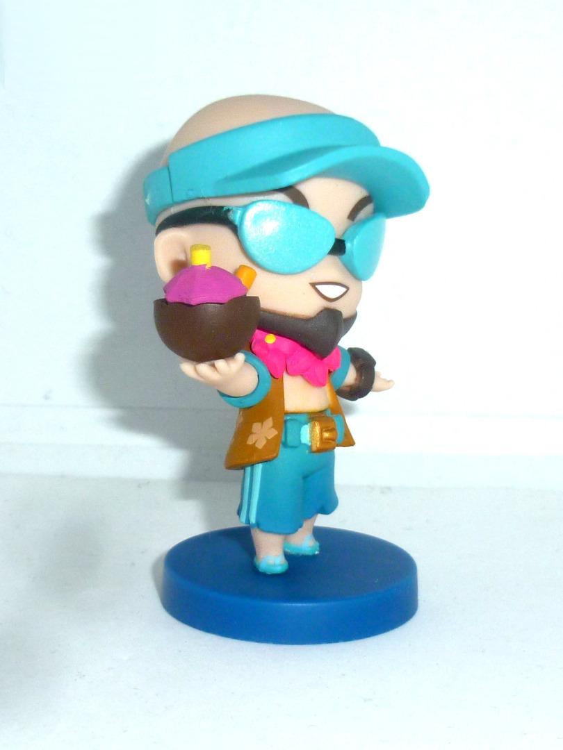 Lee Sin Team-Minis Poolparty Figur 2