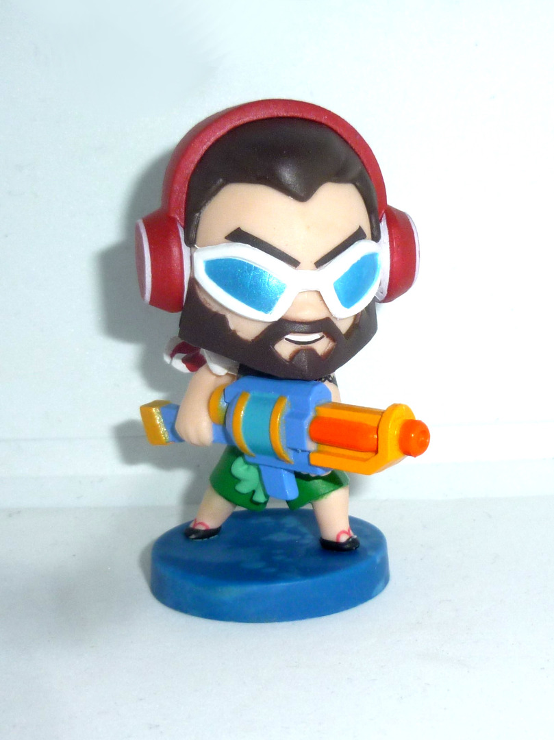 Graves Team-Minis Poolparty Figur