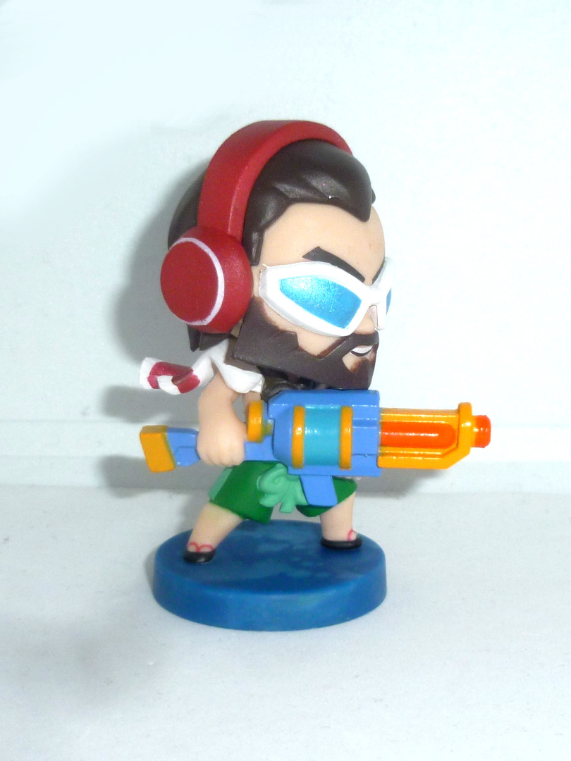 Graves Team-Minis Poolparty Figur 2