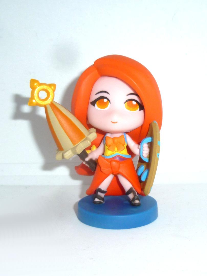 Leona Team-Minis Poolparty Figur