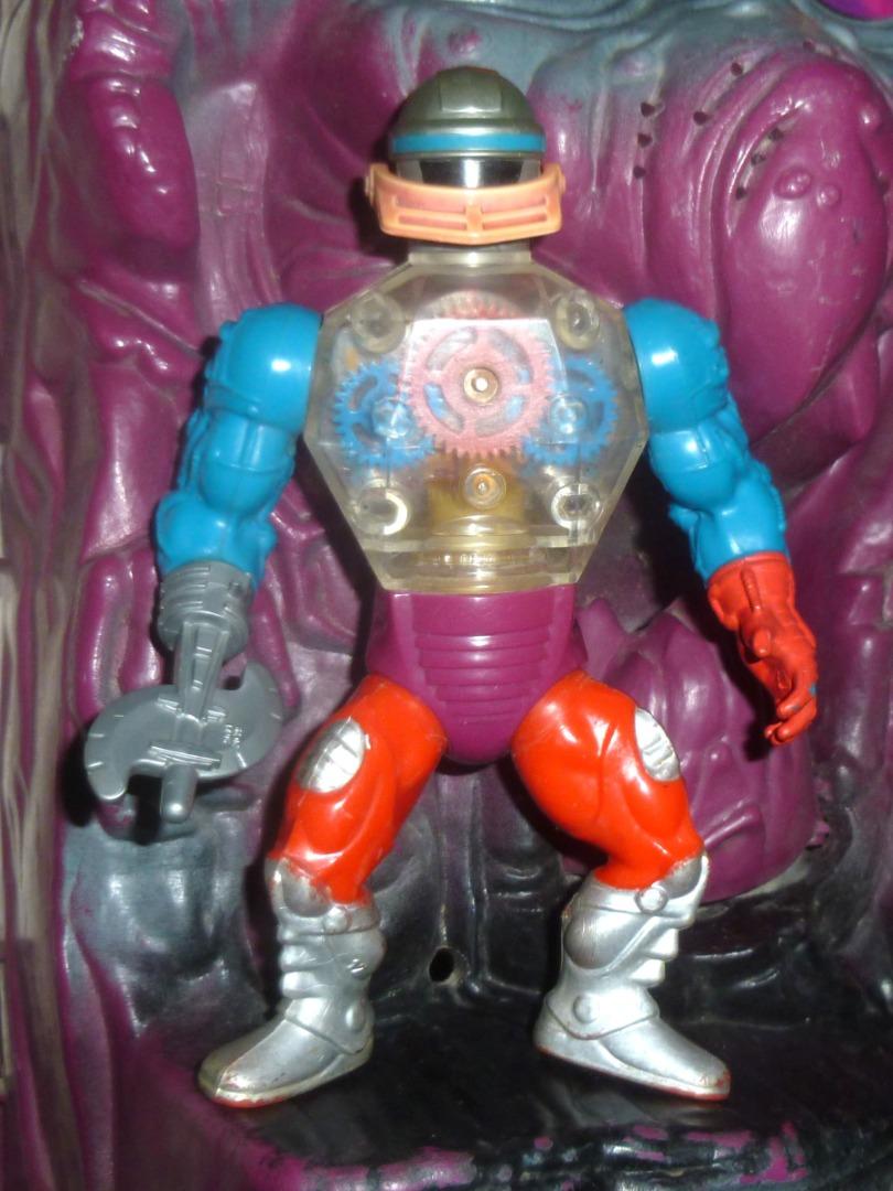 Roboto Mattel Inc 1984 2