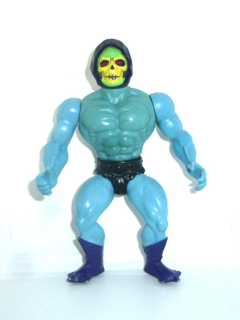 Skeletor Mattel Inc 1981 / Taiwan