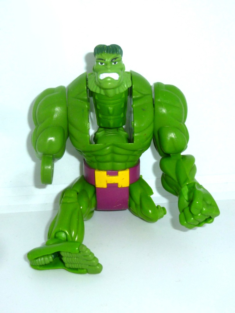 Hulk Actionfigur defekt