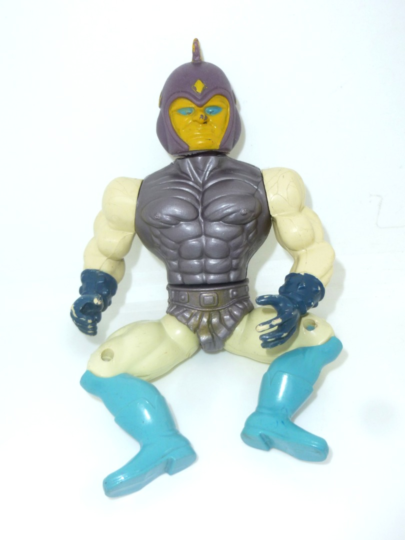 Turly Gang / Sungold Actionfigu