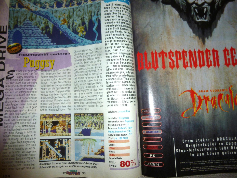 Video Games - Ausgabe 12/93 1993