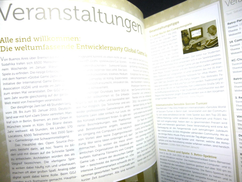 Ausgabe 01-03/2011 - Retro 19 4