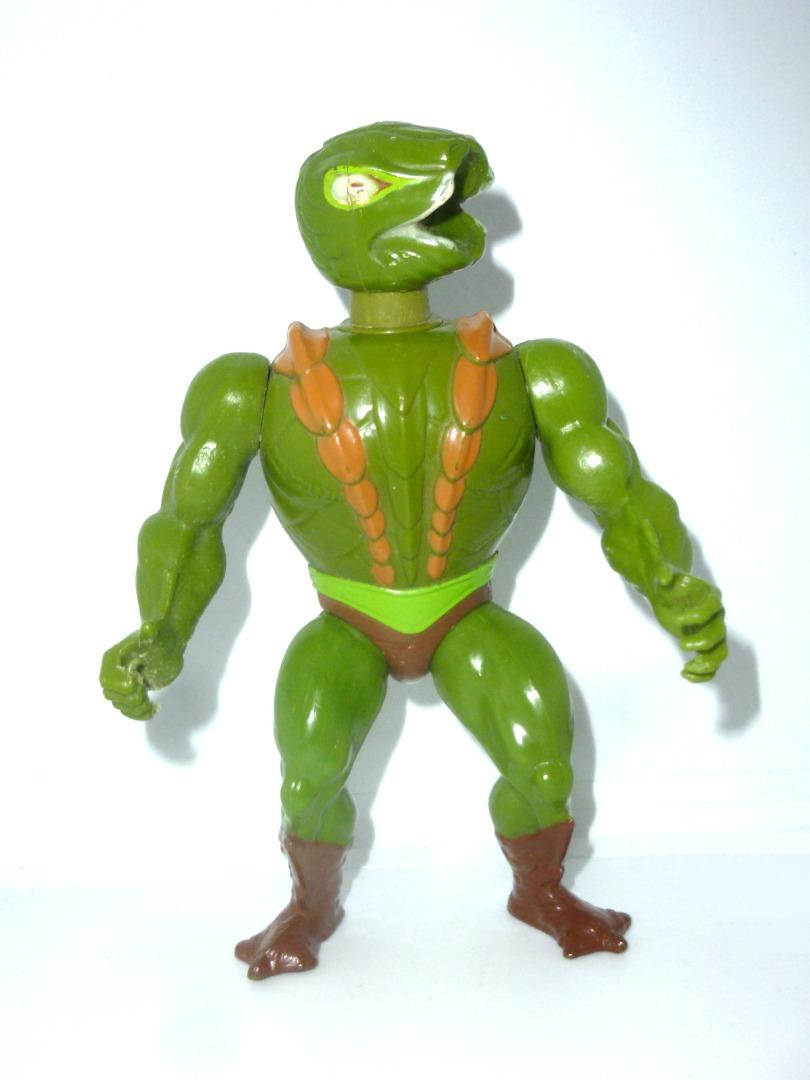 Kobra Khan Mattel Inc 1983 -