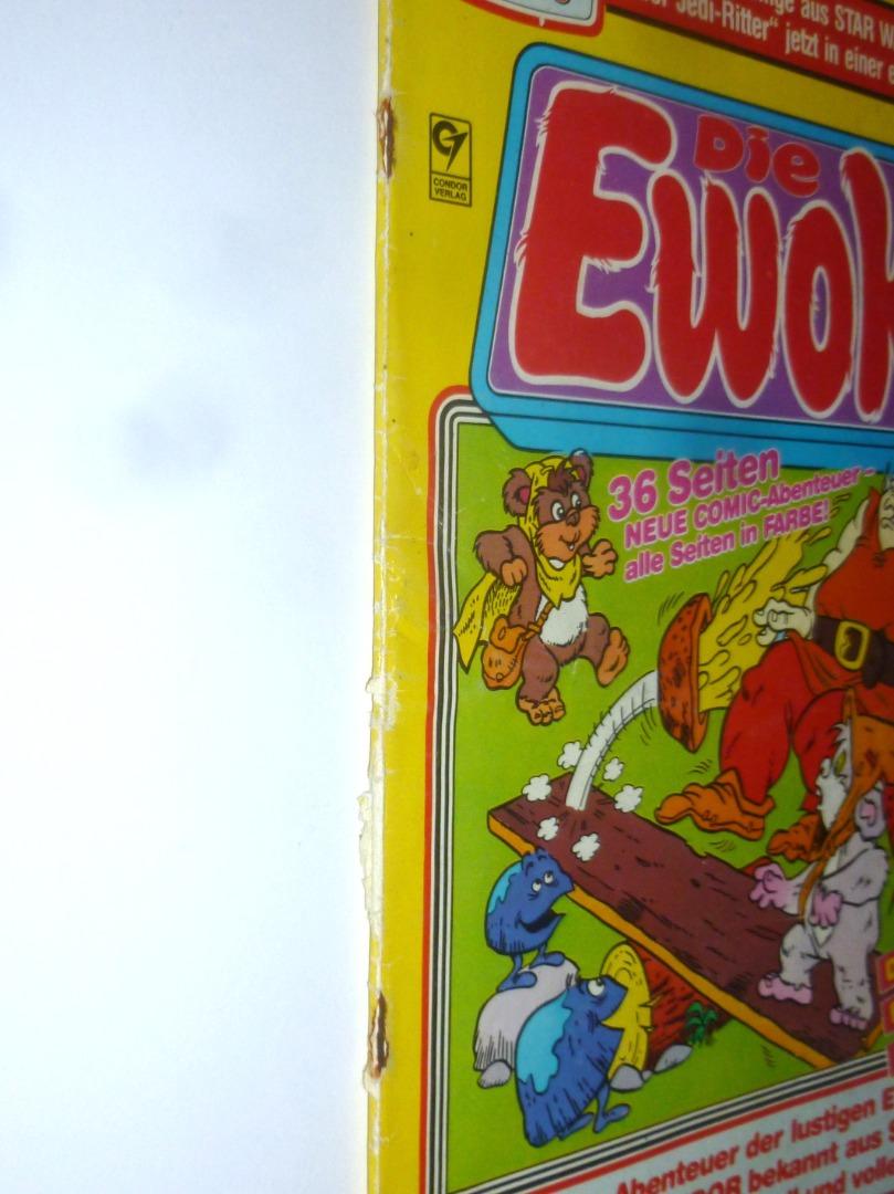 Die Ewoks - Comic - Tele