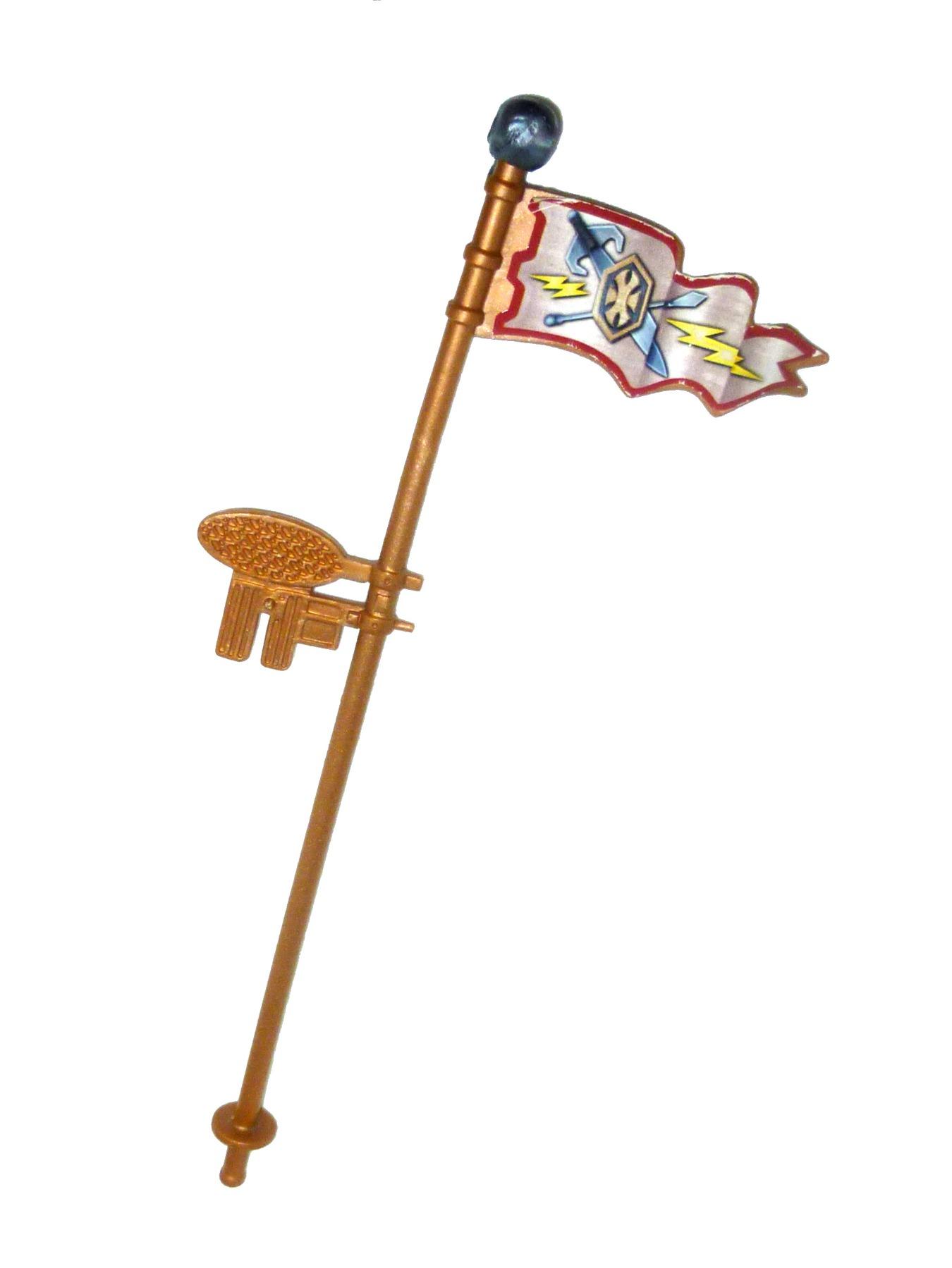 Castle Grayskull - Fahne Zubehör