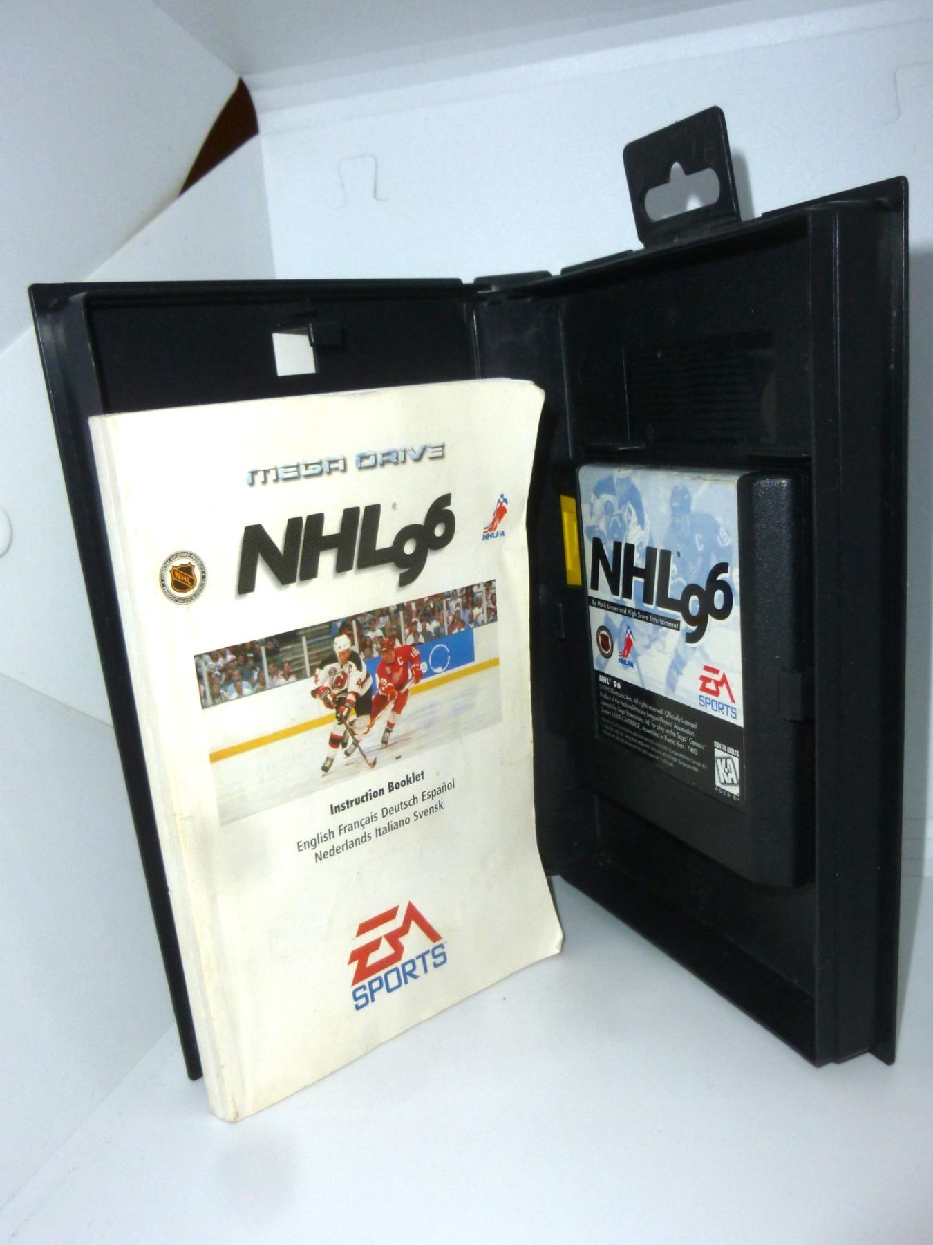NHL 96 4