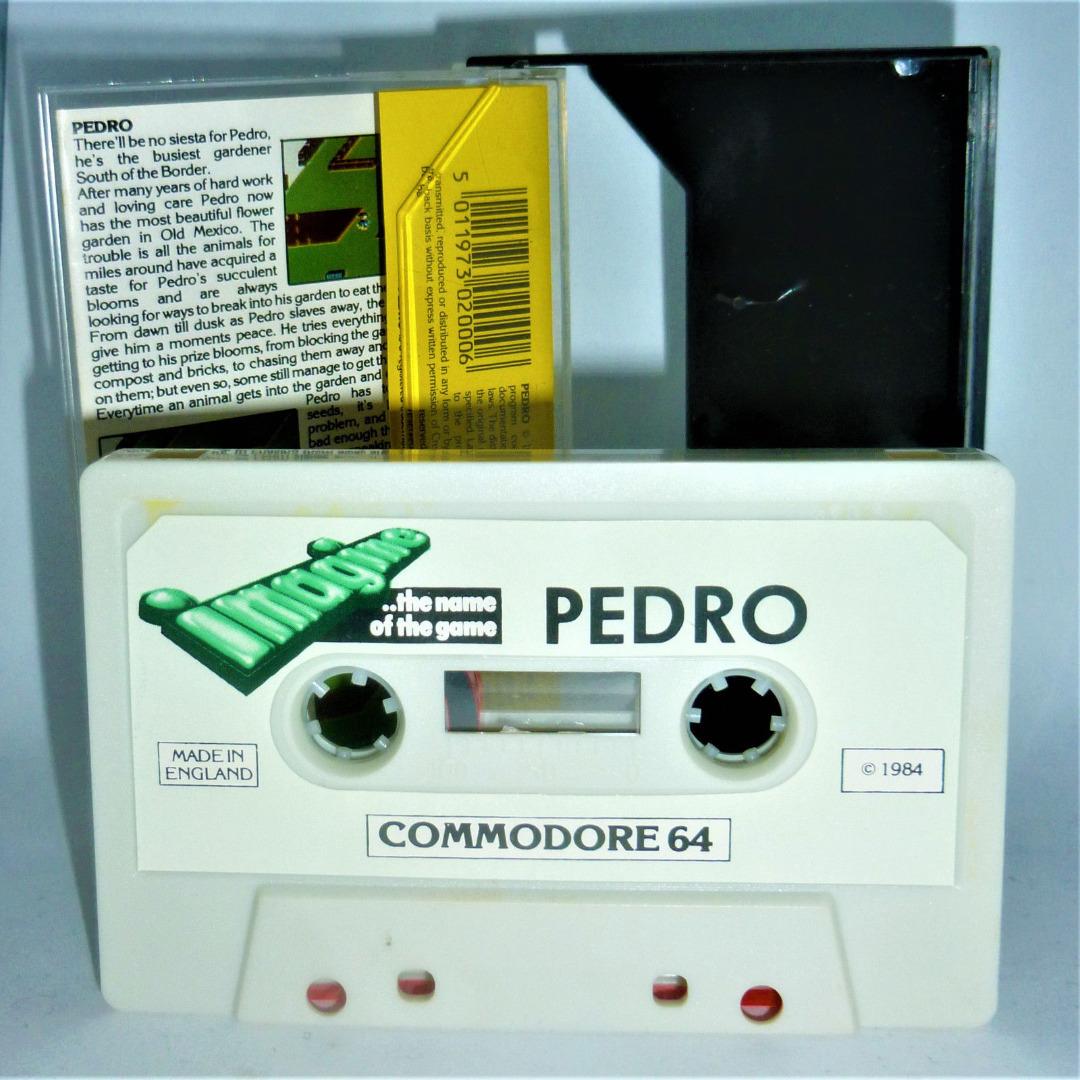 C64 - Pedro - Kassette / Datasette - 2