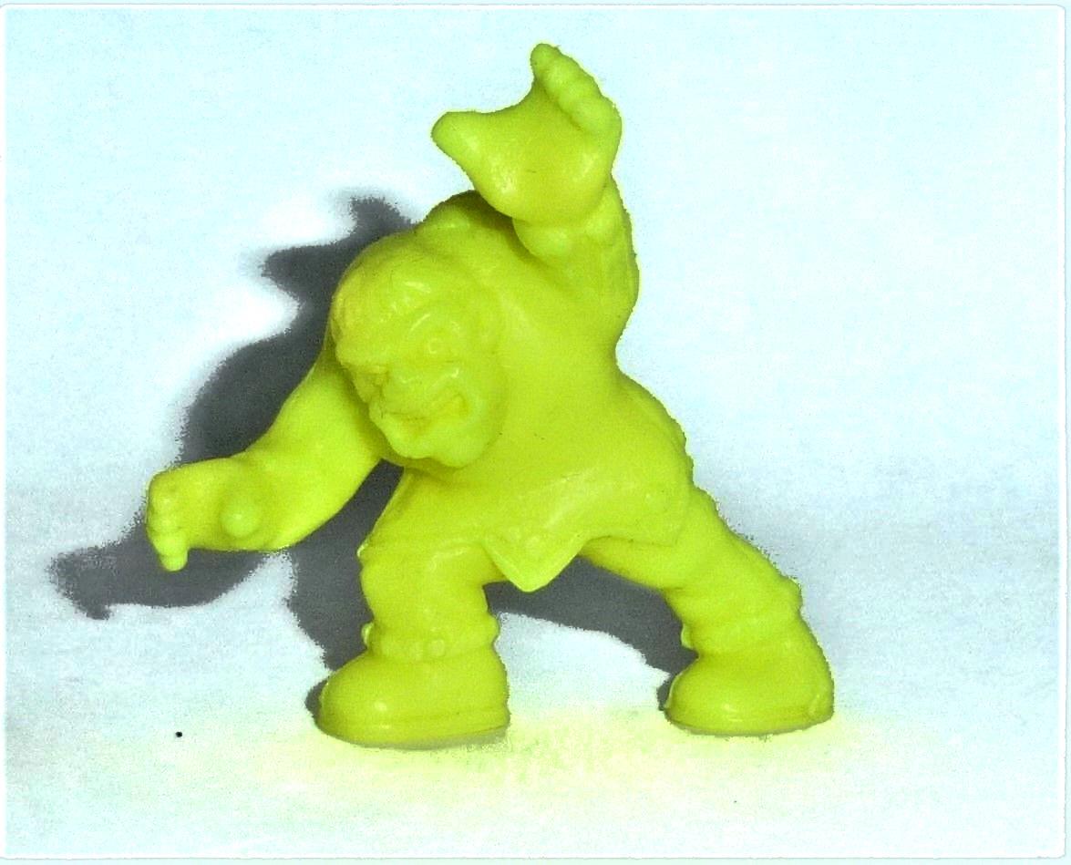 Hunchback neon gelb Nr48