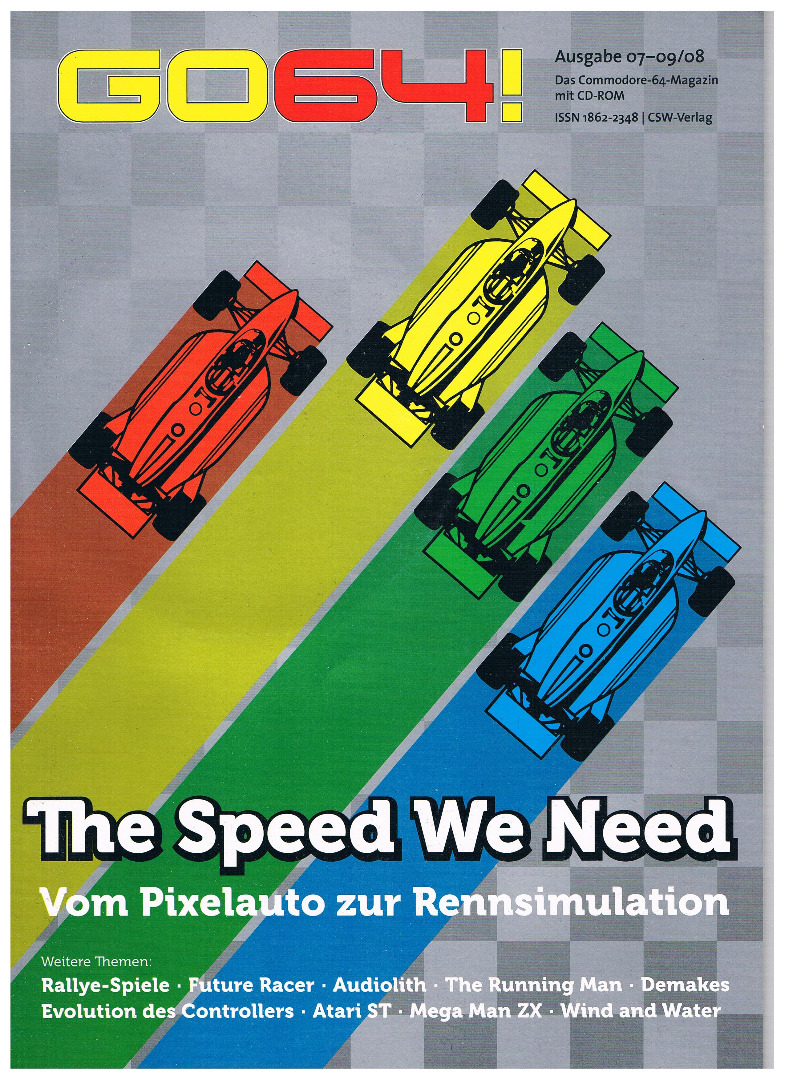 Ausgabe 07-09/08 2008 - Retro 9