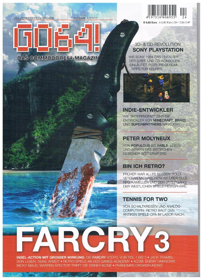 Ausgabe 4-6/2012 - Retro 24