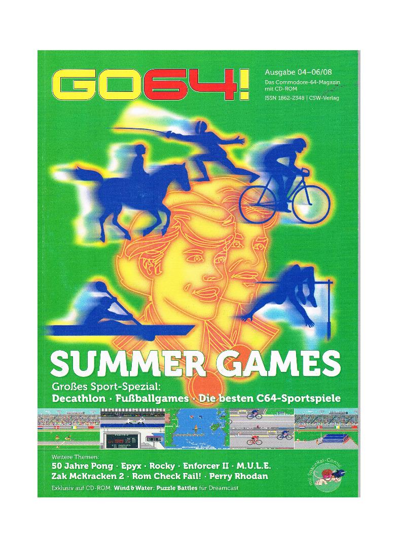 Ausgabe 04-06/08 2008 - Retro 8