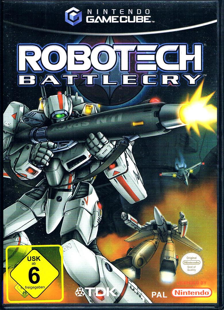 Nintendo GameCube - Robotech: Battlecry