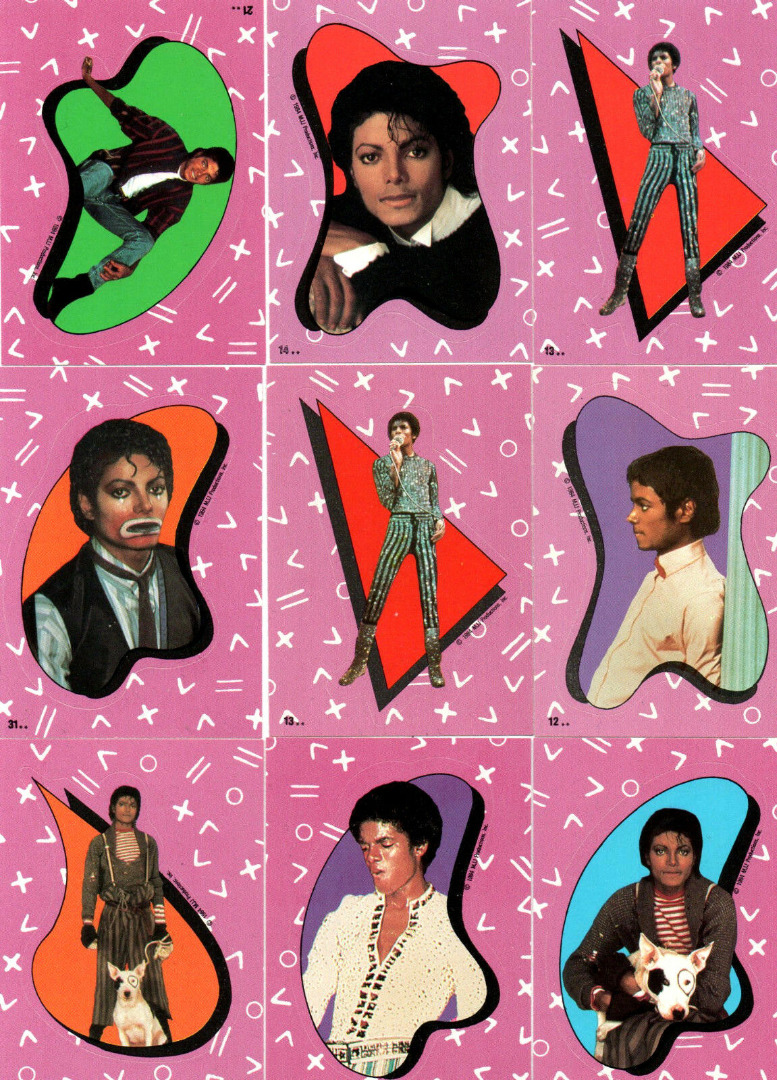 Sticker von 1984