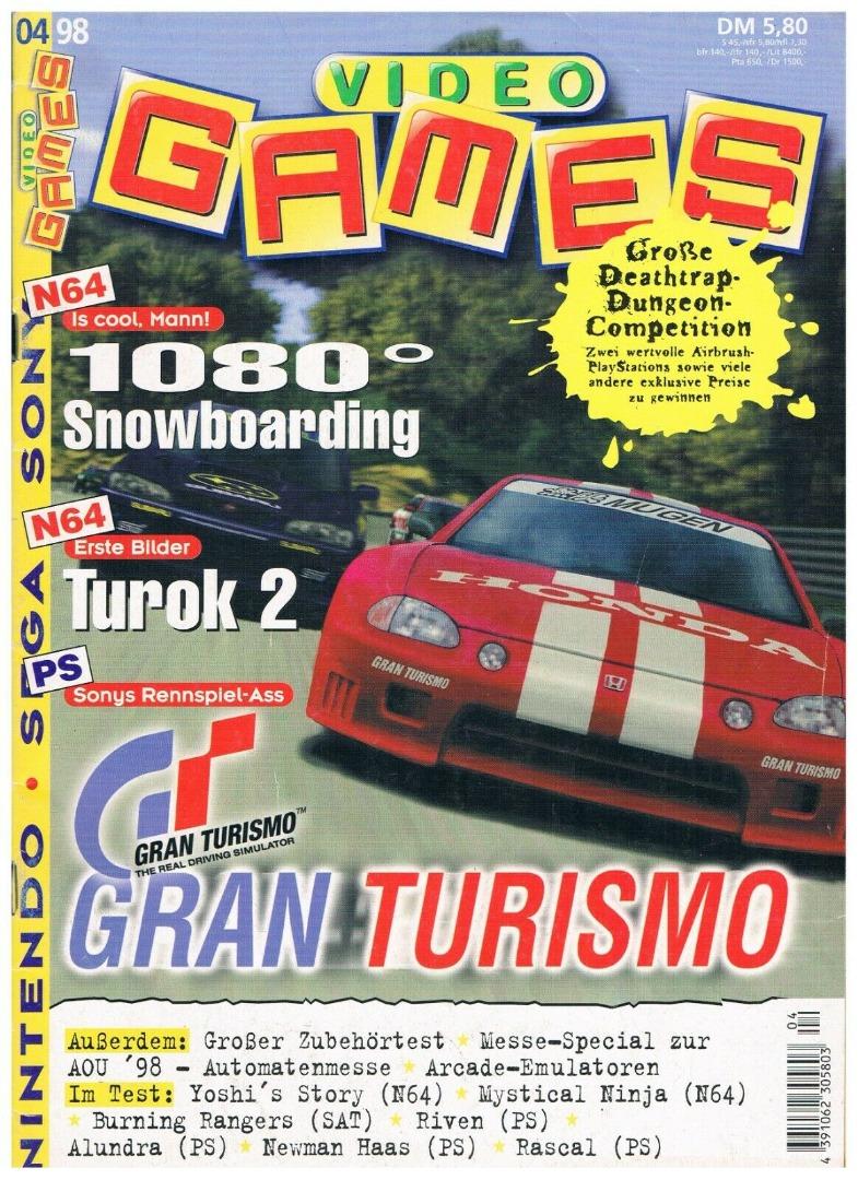 Ausgabe 4/98 1998