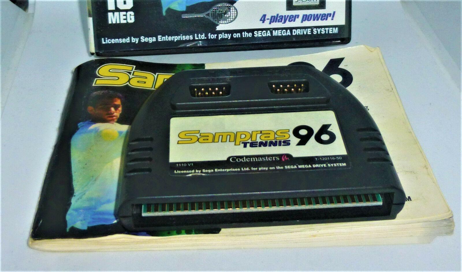 Sampras Tennis 96 - Codemasters 4
