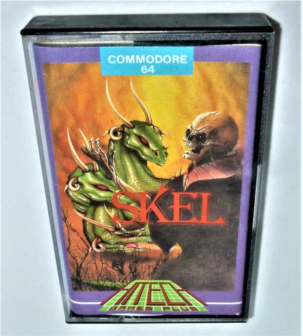 C64 - Skel - Kassette / Datasette - 1