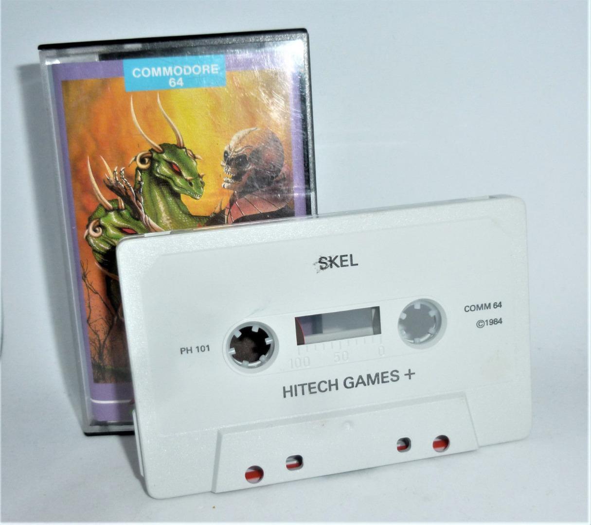 C64 - Skel - Kassette / - 2