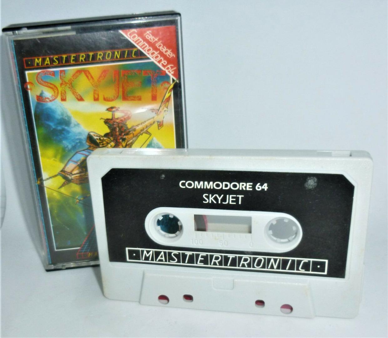 Skyjet - Kassette - 2