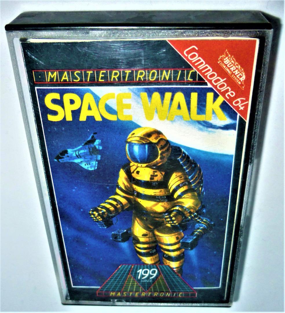 Space Walk - Kassette