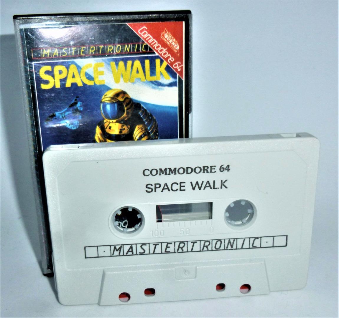 Space Walk - Kassette 2