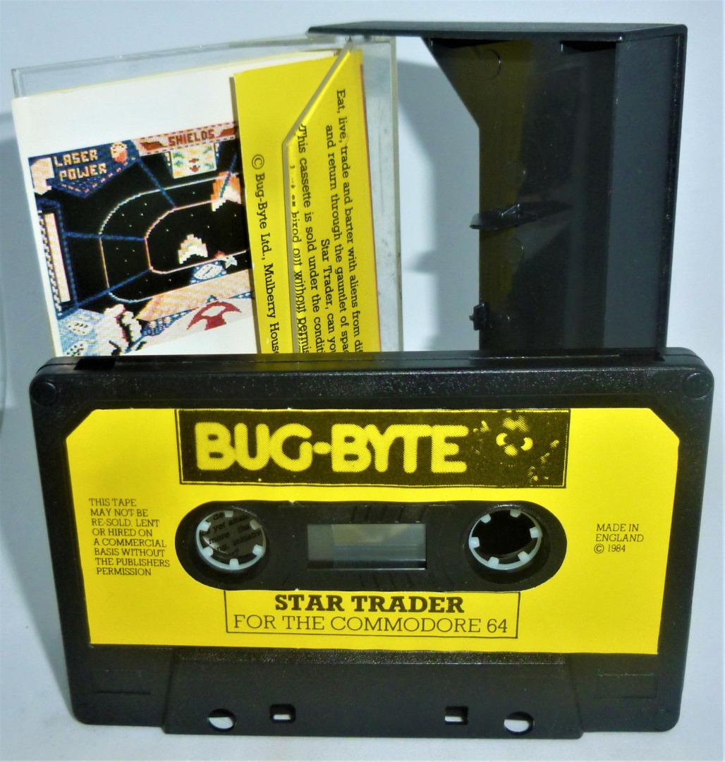 C64 - Star Trader - Kassette - 1