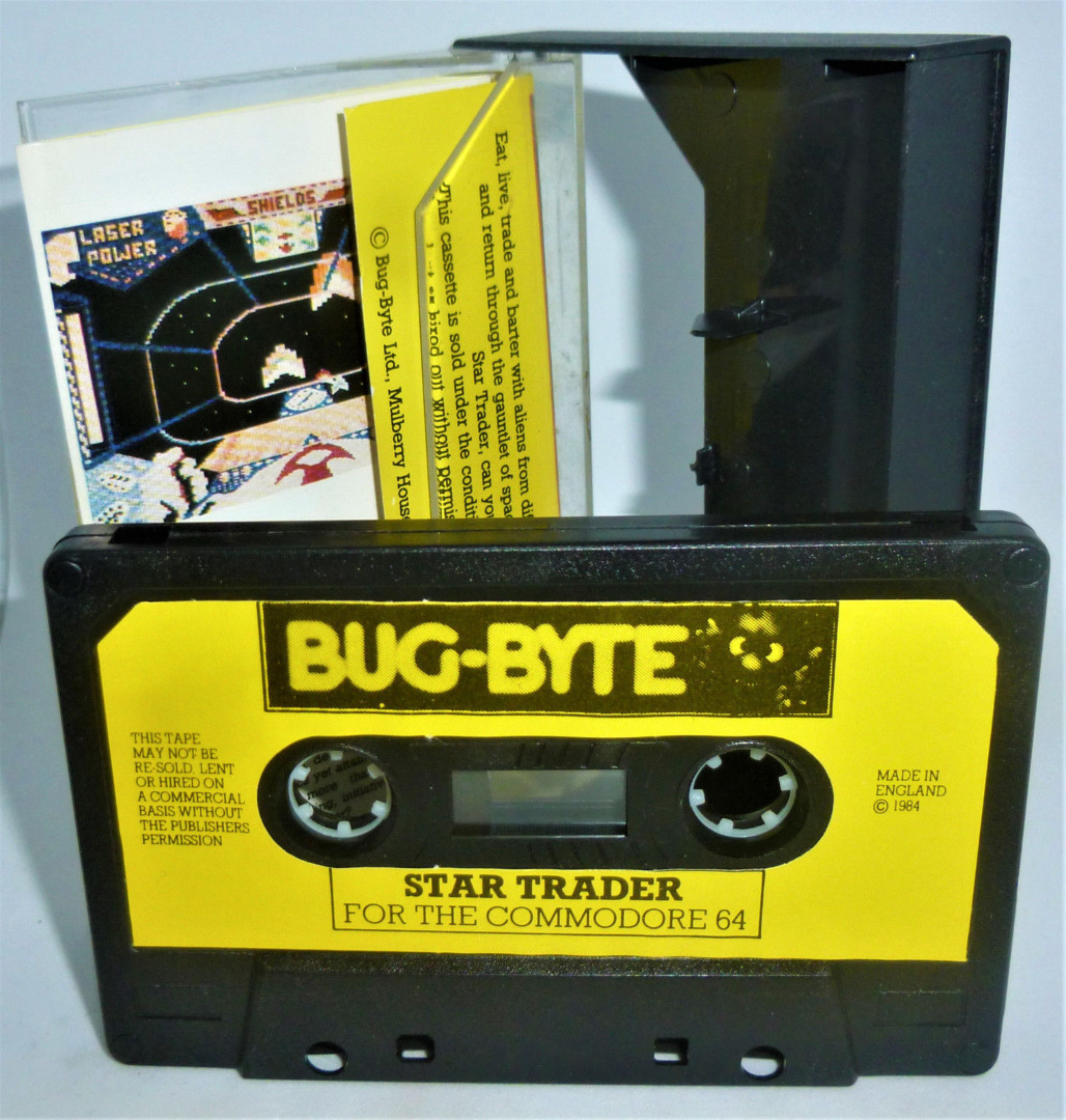 Star Trader - Kassette - 1