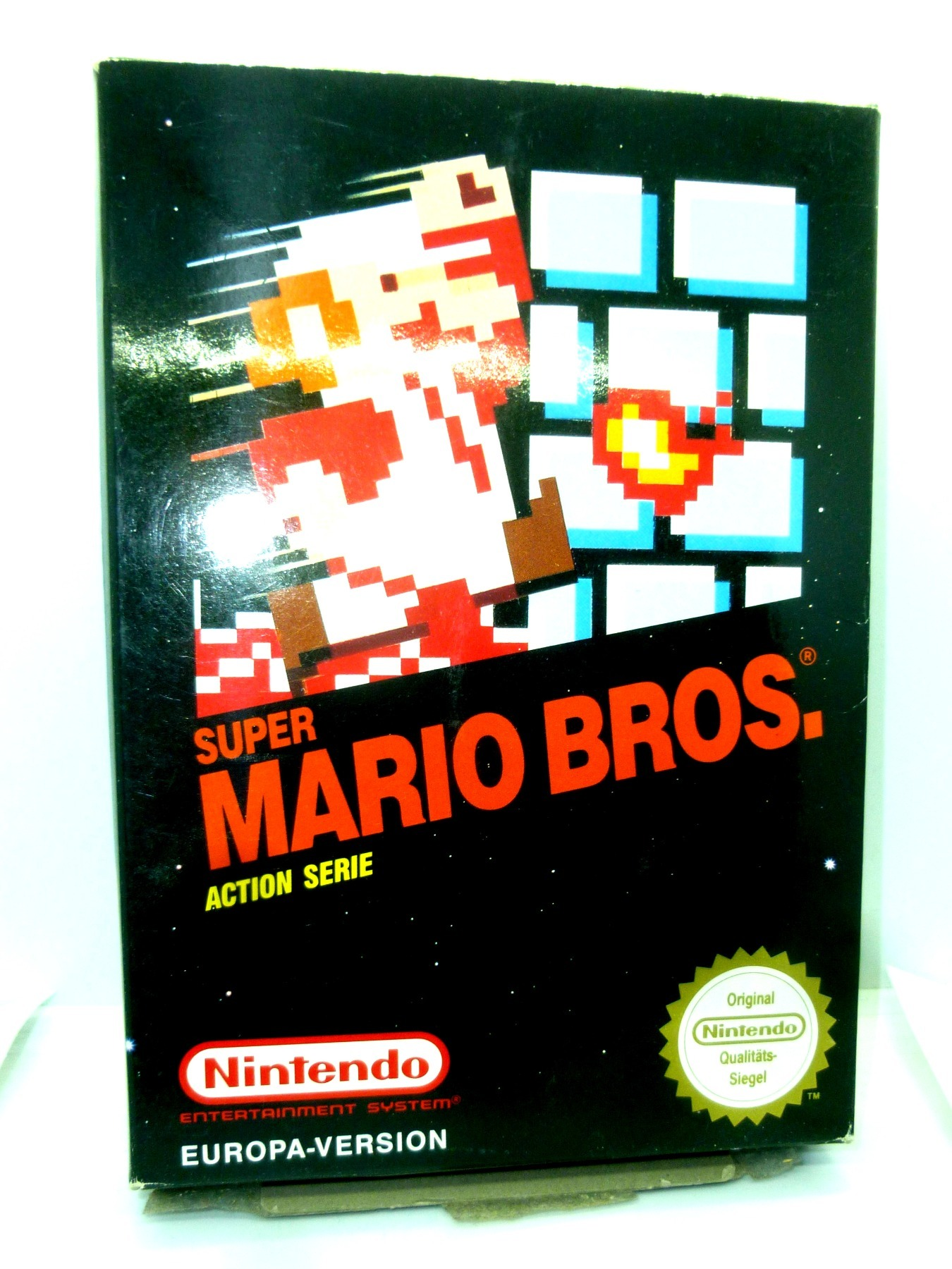 Super Mario Bros / The Legend of Zelda / Kid Icarus / Captain N. Sticker - 1