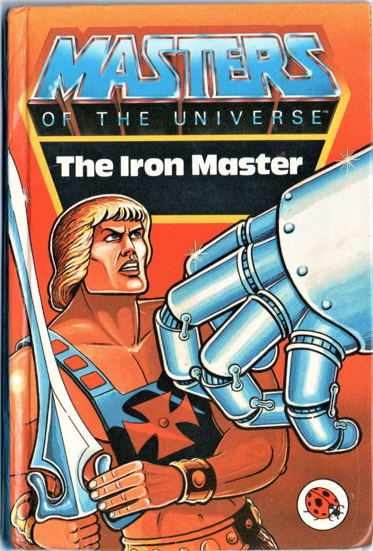 The Iron Master - Masters of the Universe / He-Man - 1