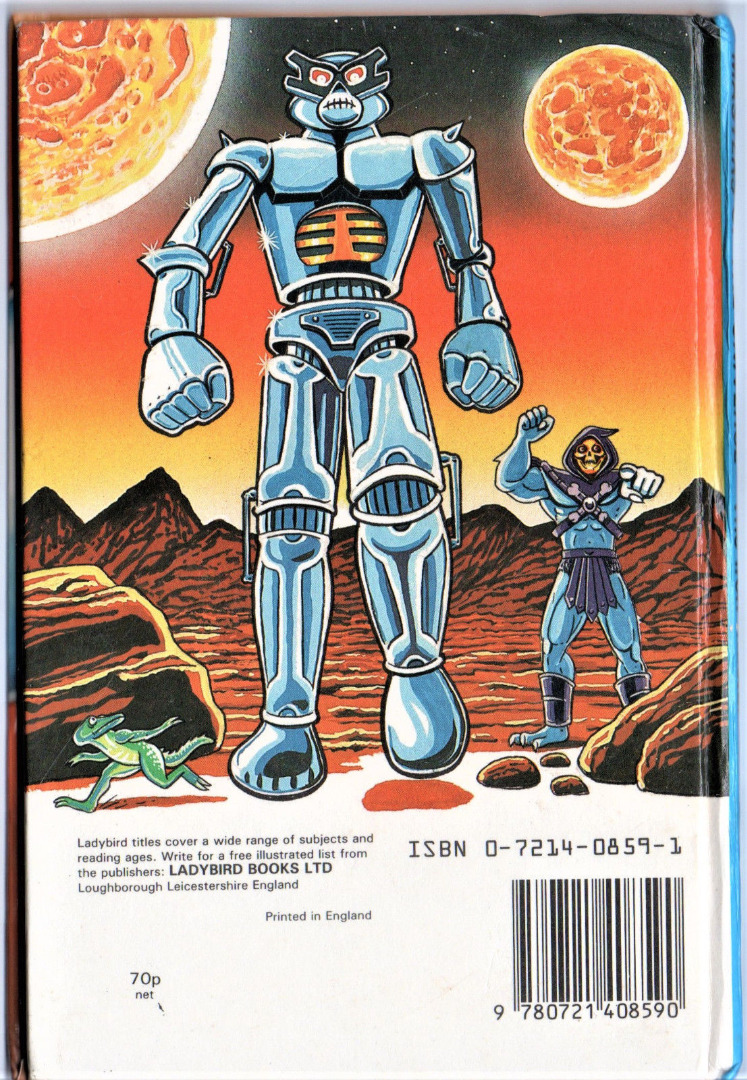 The Iron Master - Masters of the Universe / He-Man - 2